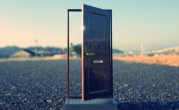 平原ドア写真